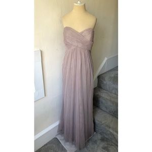 BHLDN Jenny Yoo Collection Tulle Sweetheart Gown